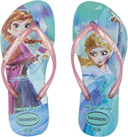 Havaianas Kids Slim Frozen Flip Flops (Toddler/Little Kid/Big Kid)
