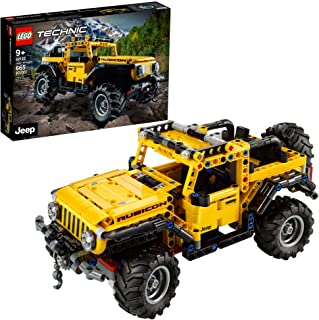 LEGO Technic Jeep Wrangler 42122; an Engaging Model...