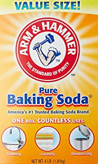 Arm & Hammer Pure Baking Soda, 1.81 kg