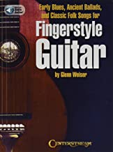 Early Blues, Ancient Ballads and Classic Folk Songs for Fingerstyle Guitar Bk/Online Audio