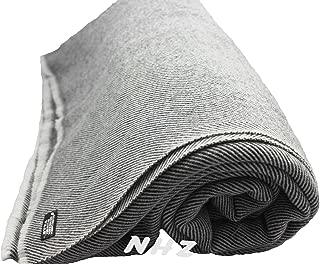 Himalayan Extra Large Cashmere Throw,Natural Cashmere Blanket 90