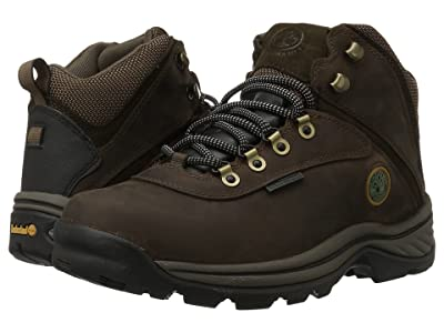 Timberland White Ledge Mid Waterproof (Brown) Men