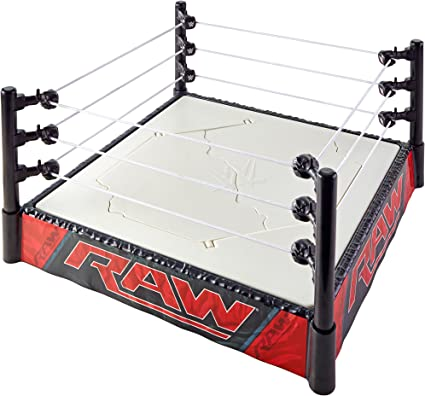 Amazon.com: WWE Raw Superstar Ring : Toys & Games