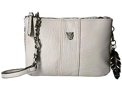 Jessica Simpson Simone Crossbody (Quartz/Blue) Cross Body Handbags