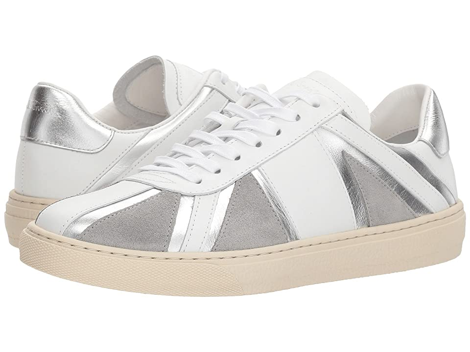 Paul Smith Levon Sneaker (Silver) Women