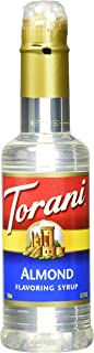Torani Almond Syrup 12.7 Fl Oz (Pack of 1)