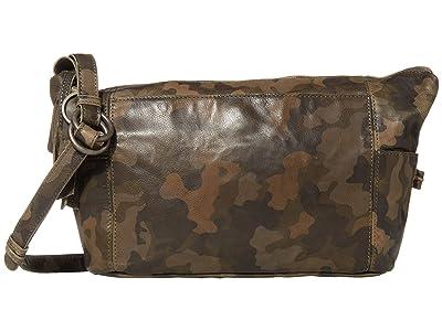 FRYE AND CO. Jolie Crossbody (Camo) Cross Body Handbags