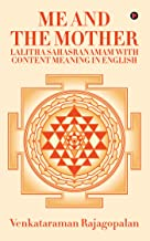 Me and the Mother: Lalitha Sahasranamam with content meaning in English