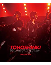 東方神起 LIVE TOUR 2018 ~TOMORROW~(Blu-ray Disc2枚組)(通常盤)