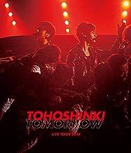 東方神起 LIVE TOUR 2018 ~TOMORROW~(Blu-ray Disc2枚組)(通常盤)