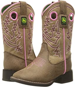 John Deere - Everyday Square Toe (Toddler/Little Kid)