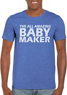 The All Amazing Baby Maker T-Shirt Gift Idea For Men