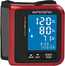 Veridian Healthcare Smartheart Automatic Ultra Slim Blood Pressure Wrist Monitor