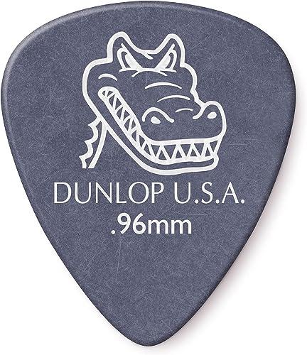 Dunlop 417P.96 Gator Grip, Violet, .96mm, 12/Player's Pack
