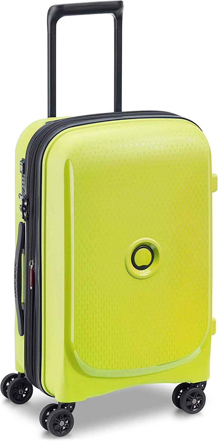 Delsey Trolley Verde (Chartreuse Green)