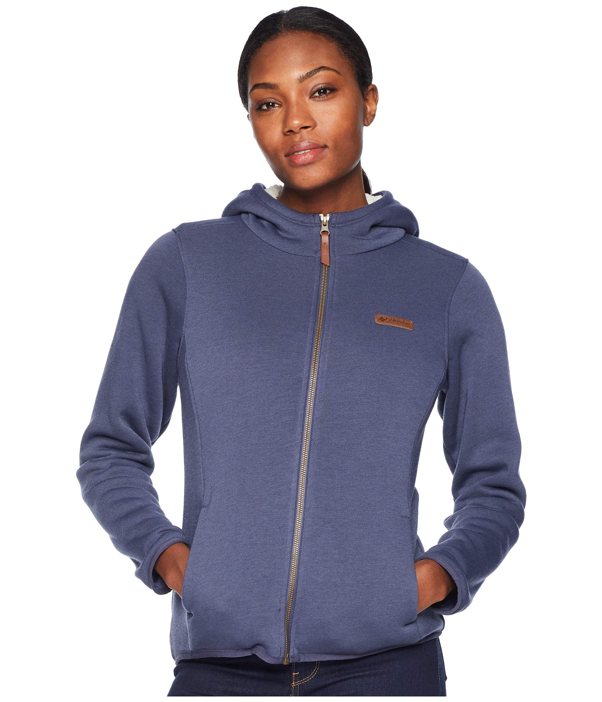 Columbia Nocturnal Full Zip Wander™ Winter Lined Heather P1UyP4r