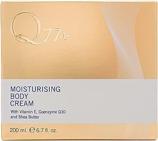 Q77 + BODY MOISTURIZING CREAM | Antiage effect | Crema Reafirmante Antiarrugas | Anti-wrinkle Firming Cream | With Factor7...