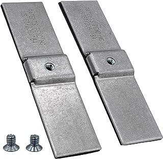 Supplying Demand DWGRANITE Dishwasher Granite Brackets Universal Compatibility