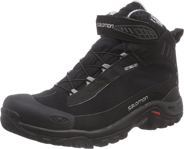 Salomon Men's Deemax 3 TS Waterproof Snow Boot