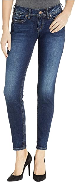 c229493cfa6e Two by vince camuto indigo undone hem five pocket ankle jeans in ...