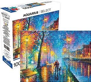 Aquarius Melody of the Night Puzzle Jigsaw (1000 Piece), Multicolor