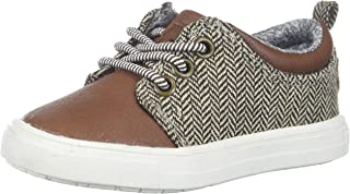 Carter's Kids Boy's Limeri2 Brown Casual Sneaker