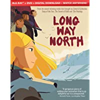 Long Way North (Blu-ray + DVD + Digital)