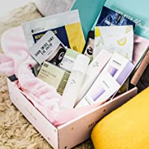 FaceTory - Handpicked Korean Sheet Masks Subscription Box: K-Glow Box