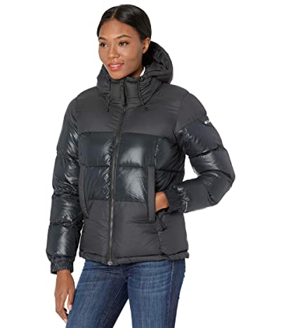 Columbia Pike Lake II Insulated Jacket (Black) Women