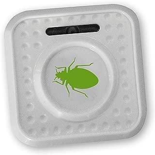 ISOTRONIC® Repelente de insectos contra chinches y ácaros, Alimentado por batería, Protección por ultrasonido y con alto alcance