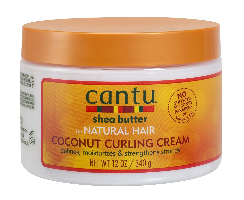 Cantu Coconut Curling Cream, 12 Ounce: Beauty