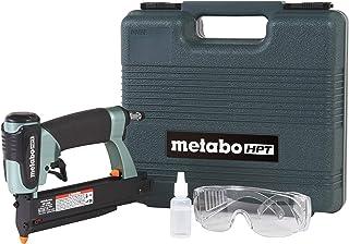 "Metabo HPT Pin Nailer Kit, 23 Gauge, Pin Nails – 5/8"" to 1-3/8"", No Mar.."
