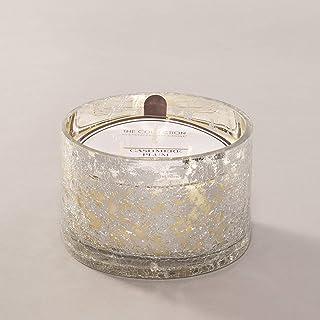 Chesapeake Bay Candle Mercury Glass jar Candle, Brown