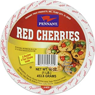 Pennant Red Cherries, 16 Ounce