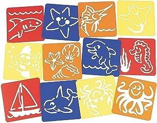 Best sea life stencils Reviews