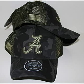 Zephyr University of Alabama Crimson Tide Top 100/% Cotton Solo Washed Red Color Relaxed Fit Adult Mens//Womens//Youth Adjustable Baseball Hat//Cap