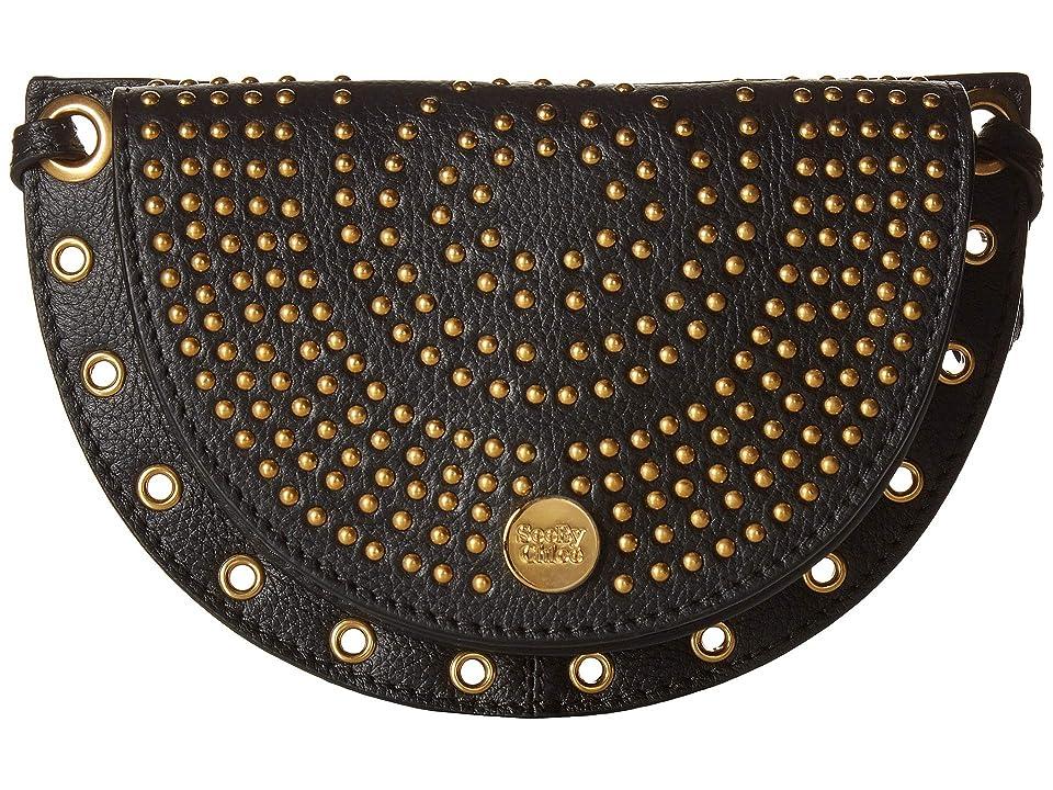 See by Chloe Kriss Belt Bag (Black) Handbags