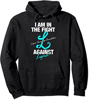 I am in the fight against ligma Pullover Hoodie