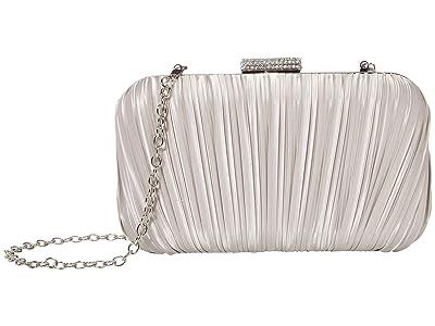 Jessica McClintock Mollie (Silver) Handbags