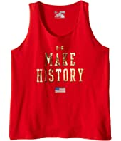 Under Armour Kids - Make History Tank Top (Big Kids)