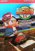 実況パワフルプロ野球11公式ガイドエクストラエディション (KONAMI OFFICIAL BOOKS)
