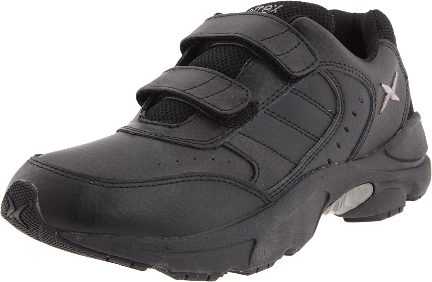 Aetrex Men's Apex Double Strap Walkers