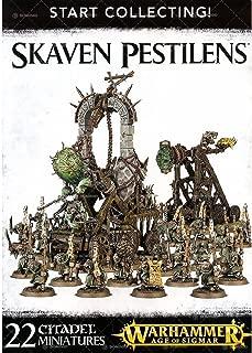start collecting pestilens
