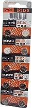 Maxell LR1130 Alkaline Battery 1.5V, 10 Pack