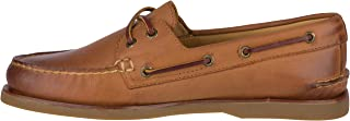 Sperry Gold A/O 2-Eye Roustabout Chaussures Bateau pour Homme Marron - Beige - Chair, 49 EU