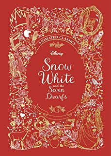 Snow White and the Seven Dwarfs (Disney Animated Classics): A deluxe gift book of the classic film - collect them all!