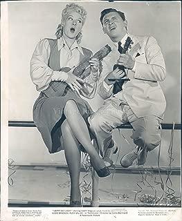 Vintage Photos Photo Betty Hutton Mary Martin Happy Go Lucky Celebrity Actress Actor 8x10