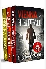 The Alex Kovacs Series: Books 1-3: The Alex Kovacs Box Set Book 1 Kindle Edition
