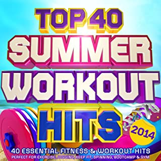 The Summer Workout Continuous Adrenaline Rush Mix