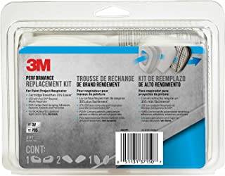 3M R6023 Paint Respirator Supply Kit
